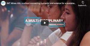 couverture vidéo institutionnelle anglais