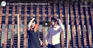 couverture vidéo élèves