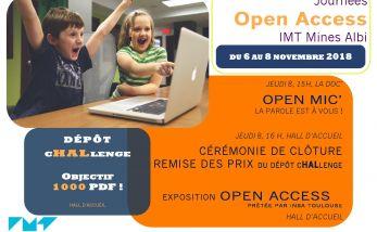 Journées open access