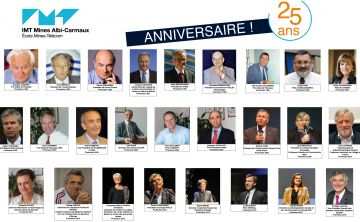 25 ans parrains promotions