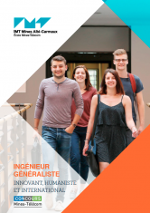 couverture flyer ingénieur généraliste étudiant 2019