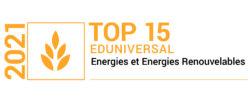 Logo top 15 eduniversal